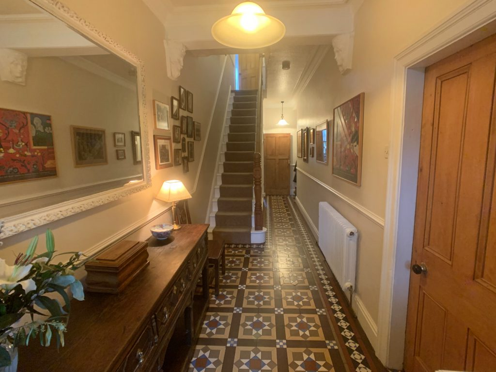 entrance hallway for a property to attract buyers